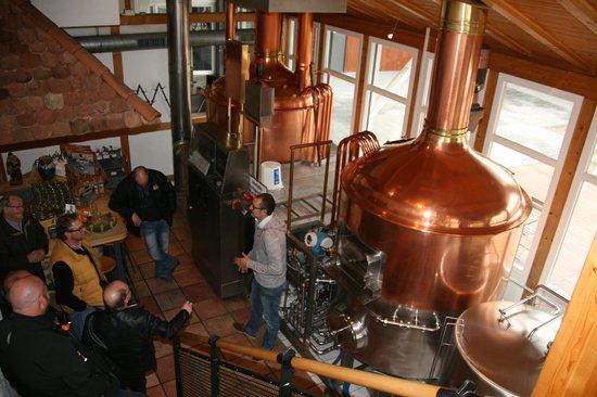 Max & Moritz: kleine Brauerei