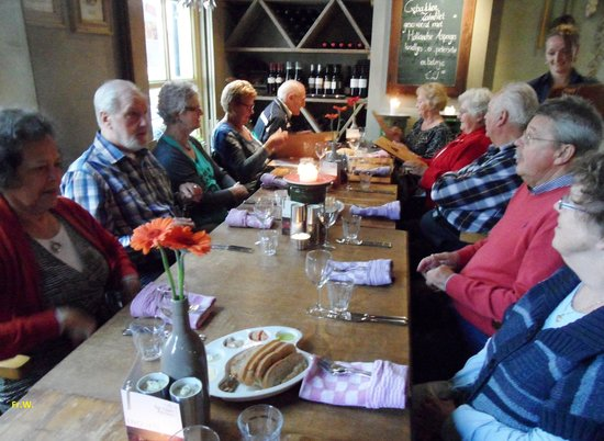 Open Keuken Hilversum : stond al gedekt . – Photo de De Open Keuken, Hilversum – TripAdvisor
