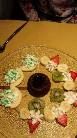 Da Mamo : Tortino cioccolato