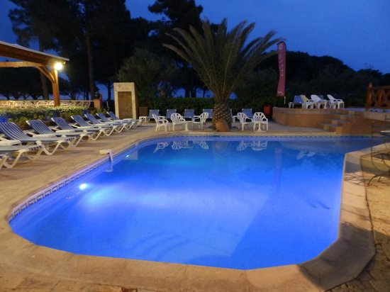 Grand Hotel Du Lido : piscina