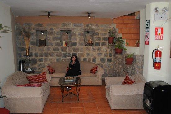 Eureka San Blas: lobby