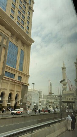 Al Safwah Hotel: The hotel very near to masjidil haram