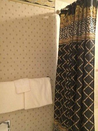 BEST WESTERN PLUS The Arden Park Hotel: Bathroom, nice accents overall