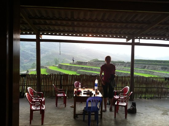 Vega Travel: Sapa tour view from home stay