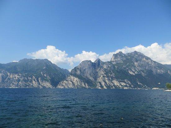 Hotel Lago di Garda: spettacolare vista