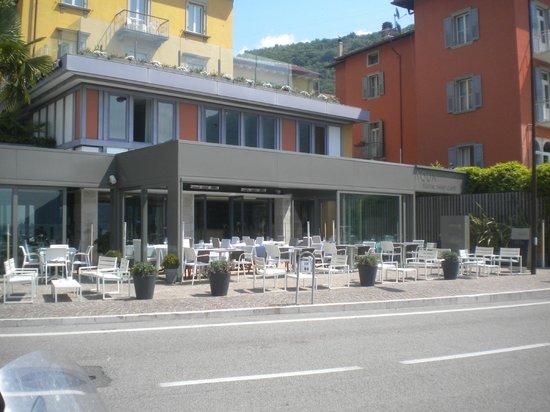 Hotel Lago di Garda: ristorante hotel