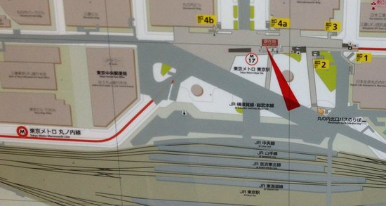 how to get from tokyo station to shimoyoshida station