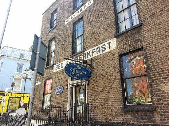 The Holyhead Hostel: The Holyhead Dublin