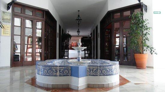 Hotel Jardín Tecina: Hotel Jardin Tecina Flur