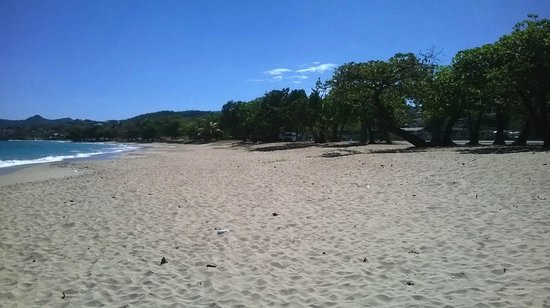 Malabar Beach: Vigie Beach