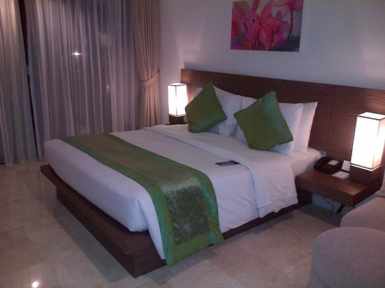 Park Regis Kuta Bali : beautiful clean room