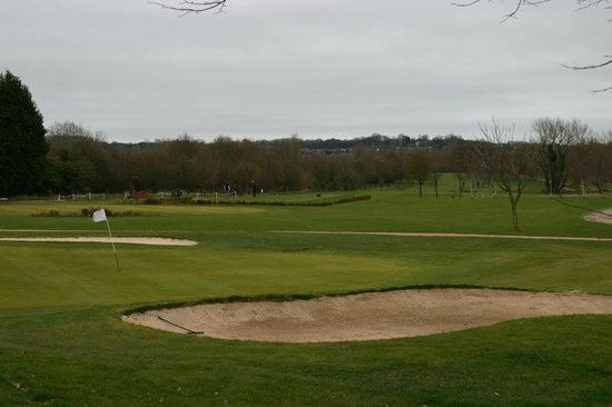 Calderfields Golf & Country Club: Golf Course