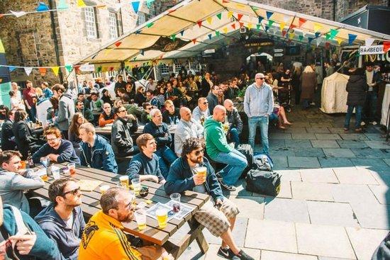 Old Town Street Food Festival Edinburgh