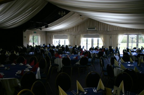 Calderfields Golf & Country Club: Function Room