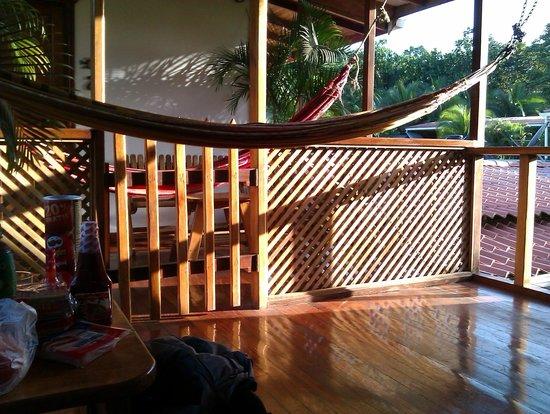 Balkon Mit Hangematte Picture Of Cabinas Tropical Puerto Viejo De
