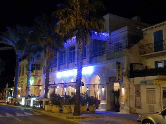 Le Marina B : hotel