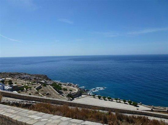 Psaravolada Resort: ammazing view
