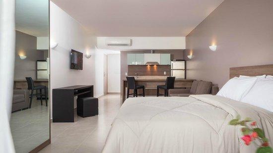 Blue Residence Hotel: Studio de Luxe