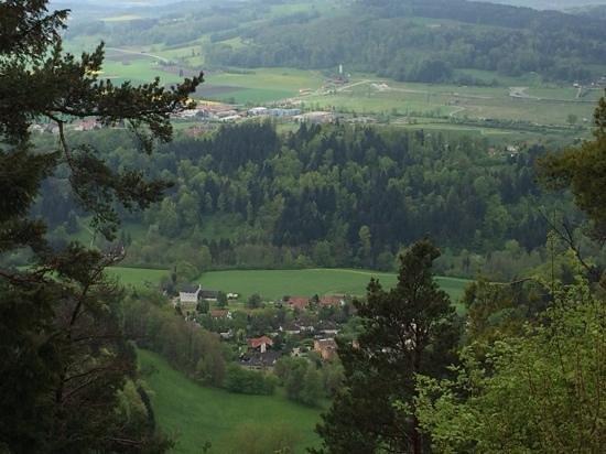 Uetliberg Mountain : utliberg view