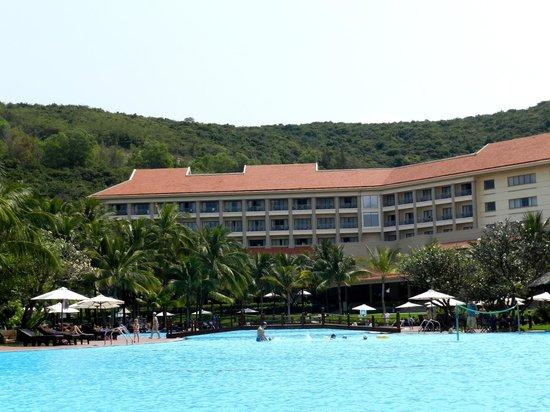 Vinpearl Nha Trang Resort : Корпус отеля