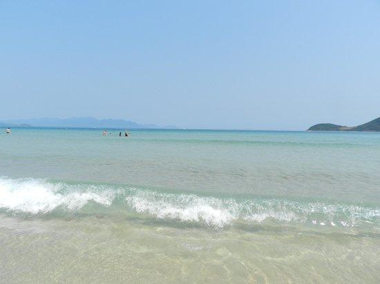 Vinpearl Nha Trang Resort : Пляж