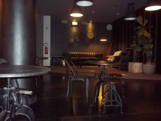 Hotel La Meridiana: bar