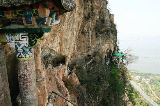 Kunming Dragon Gate : Western hill1