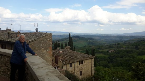 Walkabout Florence Tours: Country side