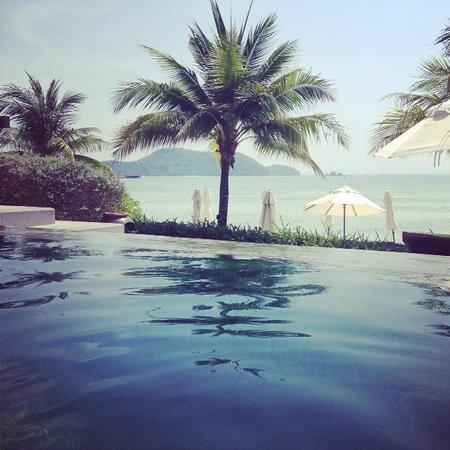 Pullman Phuket Panwa Beach Resort: vu de la piscine