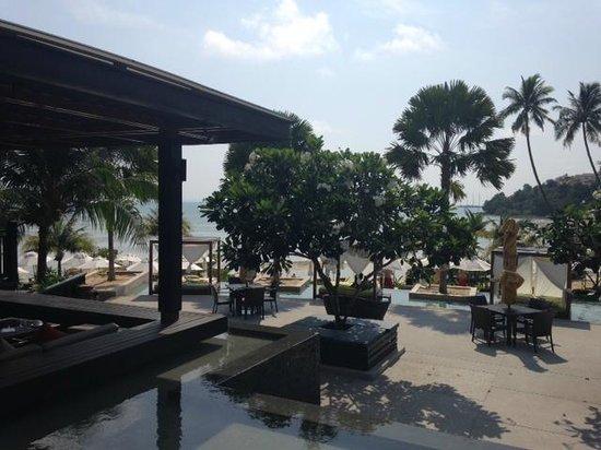 Pullman Phuket Panwa Beach Resort: un des restaurant de l'hotel