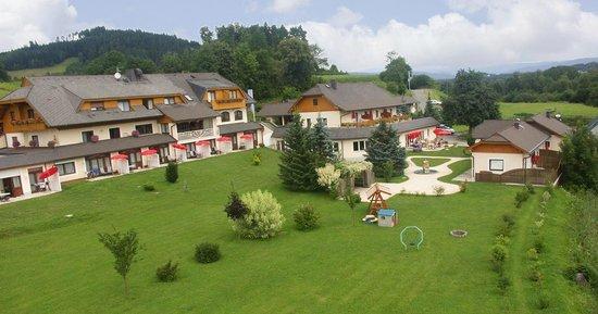 Naturwellness Hotel Moorquell: Hotelanlage