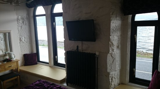 Newton Hall Guest House: The Tiree Room