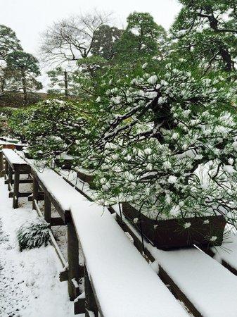 Happoen Garden : SnowSeason
