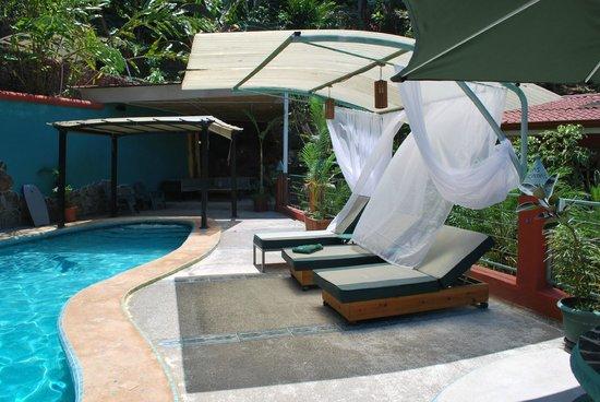 Condotel Las Cascadas: piscine