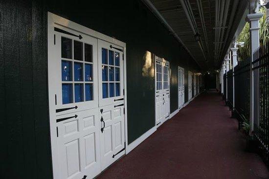 Best Western Pioneer Inn: Le rez de chaussée