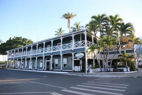 Best Western Pioneer Inn : Depuis la rue
