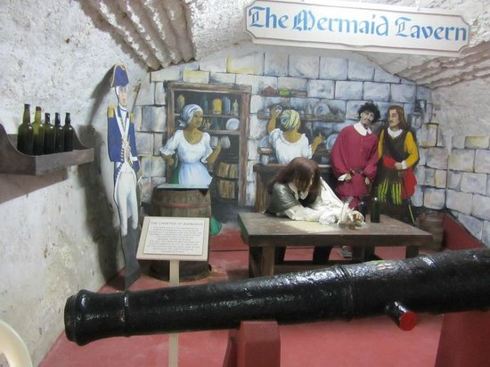 Barbados Garrison: Inside the National Armoury