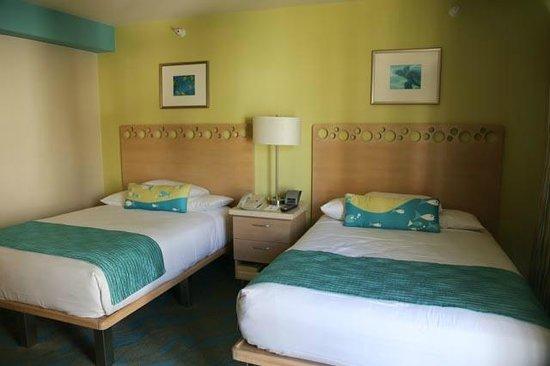 Aston Waikiki Circle Hotel : Literie