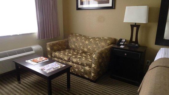 Desert Quail Inn : Sofa