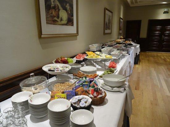 Melia Sancti Petri : Het ontbijt in het begin