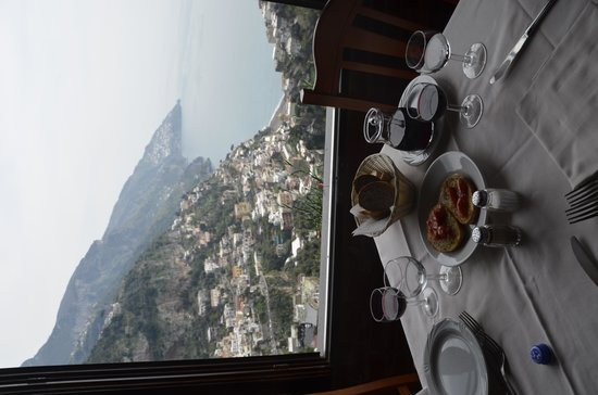 Ristorante da Costantino: Million Dollar View