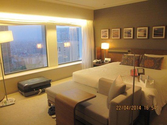 Keio Plaza Hotel Tokyo: Plaza Premier - king room