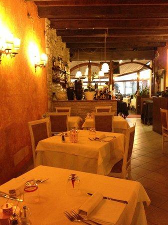 Ristorante La Torretta: Locale