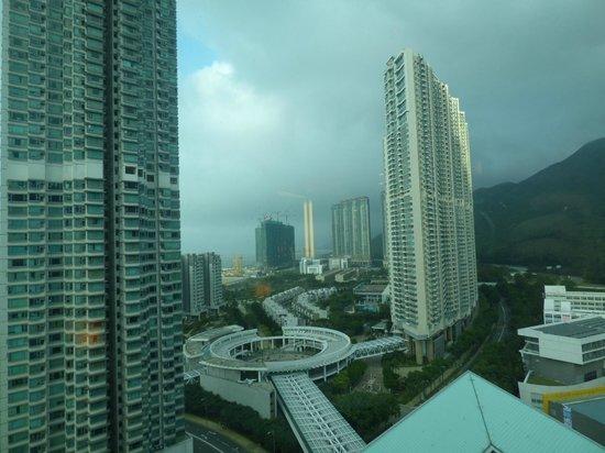 Novotel Citygate Hong Kong: Vista dalla camera