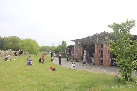 Dongshin Old Tran Station Haka Culture Park