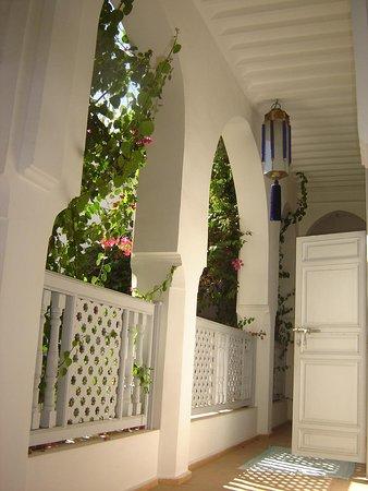 Riad L'Orchidee : L'étage
