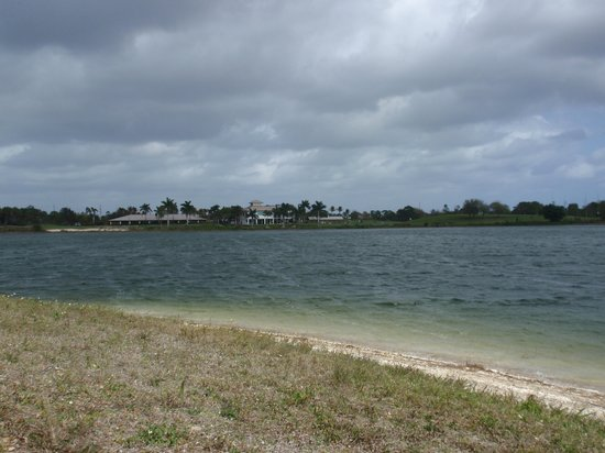 Okeeheelee Park : A private picnic area