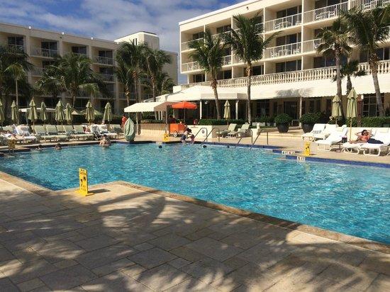 Four Seasons Resort, Palm Beach : The pool area