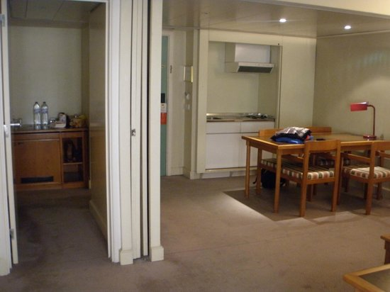 VIP Executive Marquês Aparthotel: HABITACION HOTEL