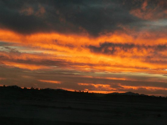 Moroccan Sahara : the unforgetable sunsets